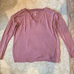 American Eagle comfortable long sleeve sweater